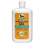 Absorbine Veterinary Liniment Gel 340 Gr - Absorbine