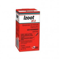 Izoot B12 50 mL - Agener União
