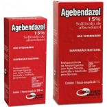 Agebendazol 15% Inj Fr 500 mL - Agener União