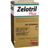 Zelotril Plus Frasco 50 mL - Agener União