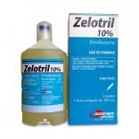 Zelotril 10% Fr 500 Ml - Agener União ( Enrofloxacina 10% )