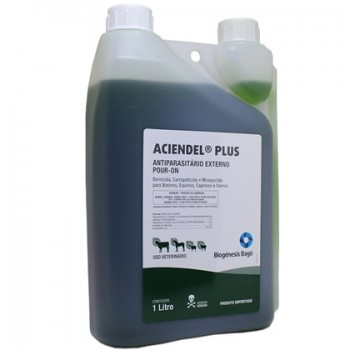Aciendel Plus Pour-on 1 Litro - Biogenesis Bagó