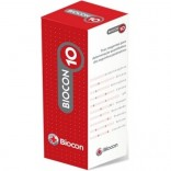 Tiras Reagentes p/ Análise Urinária 10 Áreas pote com 150 Fitas - Biocon