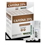 Cafeína 25 % 10 mL - Biofarm ( Cardiotônico e Estimulante )