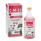 C-m-22 Fr 500 mL - Biofarm ( Glicose + Cafeína + B12)