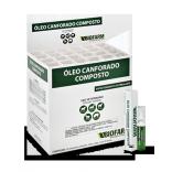 Óleo Canforado Composto Fr 10 mL - Biofarm