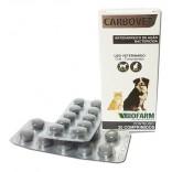 Carbovet 20 Comprimidos - Biofarm