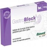 Gastroblock Omeprazol 10 Mg c/ 10 Comprimidos - Biovet