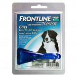 Antipulgas e Carrapatos Frontline Topspot Cães Entre 40 e 60 Kg - Boehringer