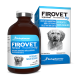 Firovet Dog Injetável Fr 25 mL - Botupharma