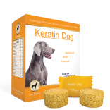 Keratin Dog 210 Gr C/ 30 Tabletes 7 Gr - Botupharma Pet Line