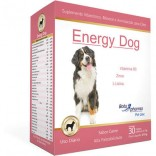 Energy Dog 210 Gr C/ 30 Tabletes 7 Gr - Botupharma Pet Line