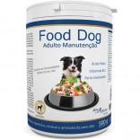 Food Dog Adulto Manutenção 500 Gr - Botupharma - Pet Line