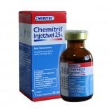Chemitril Inj 2,5% 20 mL - Chemitec