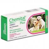Chemital Plus C/ 4 Comprimidos - Chemitec