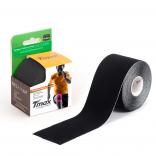 Kinésio Tape 5 cm x 5 mt Preta - T-max