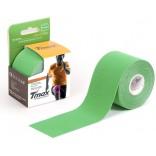 Kinésio Tape 5 cm x 5 mt Verde - T-max