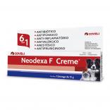 Neodexa F Creme 15 Gr - Coveli