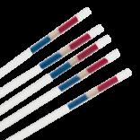 Palheta Cristal 0.25 mL p/ congelamento de Embrião Equino - IMV