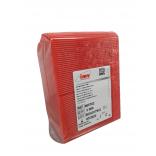 Palheta 0.50 mL Vermelha Pacote C/ 2000 Und - IMV