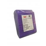 Palheta 0.50 mL Violeta Pacote C/ 2000 Und - IMV