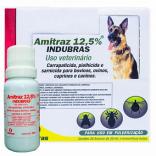 Amitraz 12,5% 20 mL - Indubras