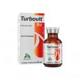 Turbovit B.12 Fr 20 mL - J A Saúde Animal