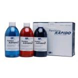 Panótico Rápido Coloração Cx. C/ 3 Fr de 500 mL - Laborclin