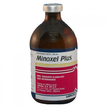Minoxel Plus 5 Gr 100 mL - Lapissa