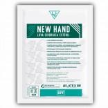 Luva Cirúrgica Estéril Texturizada New Hand Tam 6.5 - Latex Br