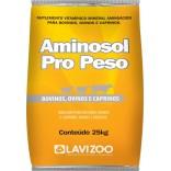 Aminosol Pro Peso Saco 25 Kg - Lavizoo
