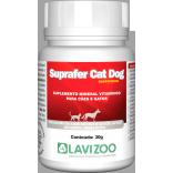 Suprafer Cat Dog 30 Gr c/ 30 comp. - Lavizoo