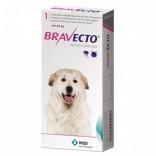 Bravecto Anti Pulgas E Carrapatos Para Cães De 40 A 56 kg - Msd