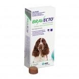 Bravecto Anti Pulgas E Carrapatos Para Cães De 10 a 20 kg - Msd