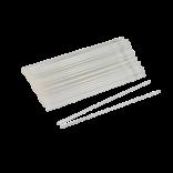 Palheta 0.50 Transparente Pacote C/ 2500 Und - Minitube
