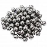 Esferas de metal 0,50 P/ lacrar palheta C/ 250 Unidades
