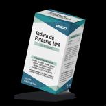 Iodeto De Potássio 10% Fr 50 mL - Prado