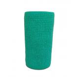 Atadura Elástica Flexível 10cm X 4,5mt Verde Água - SYR Vet