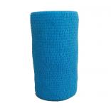 Atadura Elástica Flexível 10cm X 4,5mt Azul Claro - SYR Vet