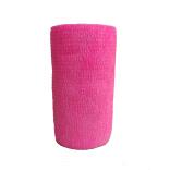 Atadura Elástica Flexível 10cm X 4,5mt Rosa Neon - SYR Vet