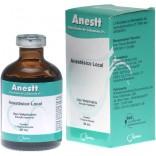 Anestt - Lídocaina c/ Vaso Fr 50 mL - Syntec