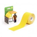 Kinésio Tape 5 cm x 5 mt Amarela - T-max