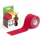 Kinésio Tape 5 cm x 5 mt Vermelha - T-max