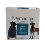 Ivermectan 12 Mg ( Ivermectina ) Caixa C/ 20 Comprimidos - UcbVet