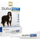 Antipulga e Carrapaticida Durafect 10,0 mL de 40 a 60 Kg - UCBVet