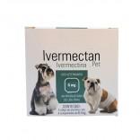 Ivermectan 6 Mg ( Ivermectina ) Caixa C/ 20 Comprimidos - UcbVet