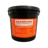 Carvão Ativado Pó Vegetal 100% Puro 1 Kg - Nanofarma