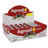Agrosil 6 milhões  Caixa c/ 25 Frascos - Vansil