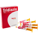Tridiazin Caixa c/ 5 Bisnagas de 30 Gr - Vansil