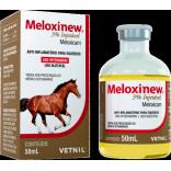 Meloxinew 3% Injetável 50 mL – Vetnil